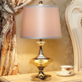 Бесплатная доставка  современный минималистичный стиль  стеклянная настольная лампа для спальни  прикроватная настольная лампа