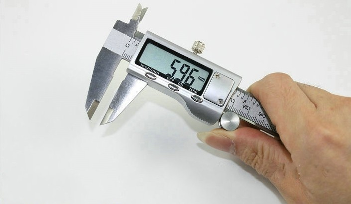 Free shipping !! electronic vernier caliper metal header, digital 0-100 150mm