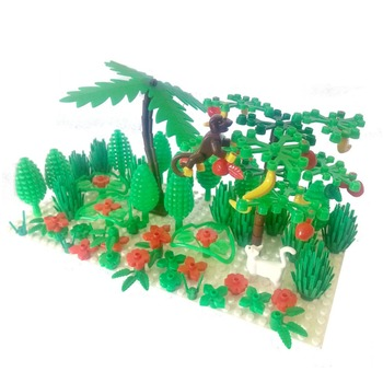 Plant Flower Stem Animal MOC accessory