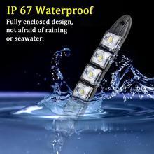 LED Signal Navigation Light Strip Waterproof Port Starboard