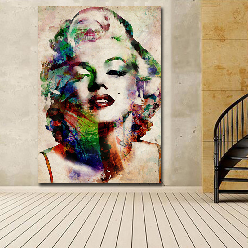 Vertical Canvas HD Prints Paintings Wall Art Home Decor one piece poster Dropshipping Wholesale Cheap Canvas Prints no frame in Painting Calligraphy from Home Garden
