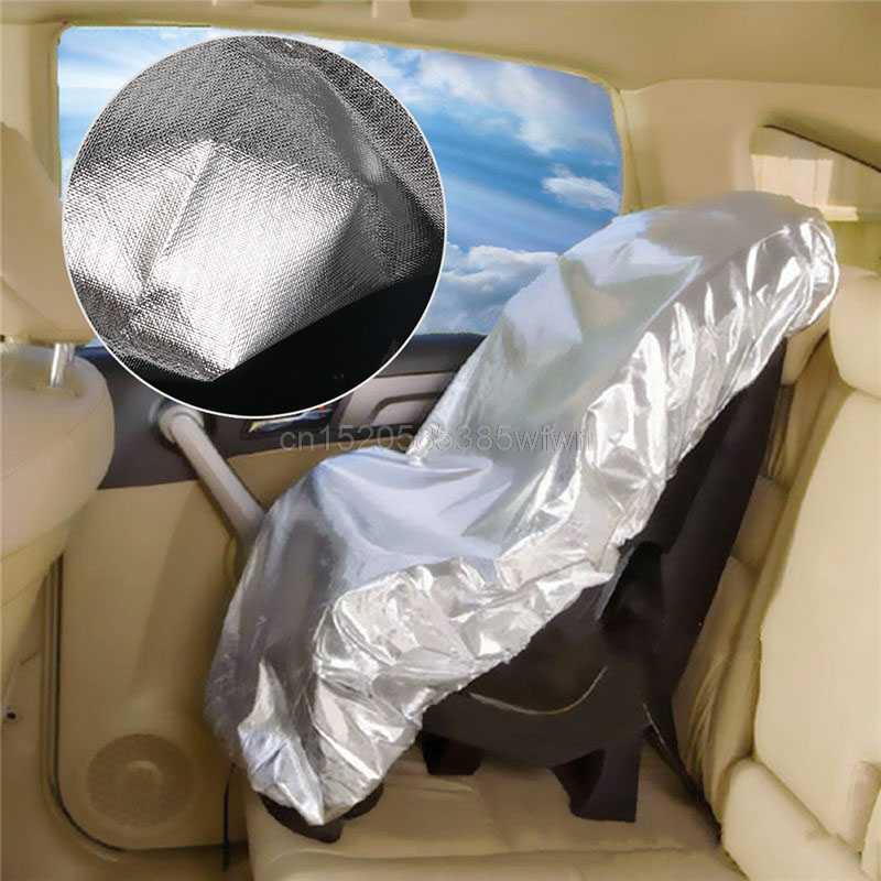 Козырек от солнца для маленьких детей малышей Автокресло защита от солнца тенты Carseat Защитная крышка # HC6U # Прямая доставка