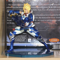 Action Figure LOL Ruiwen Riven the Exile Raven Ruiwen 20cm PVC knight Kids Gift toys doll collection Model Anime