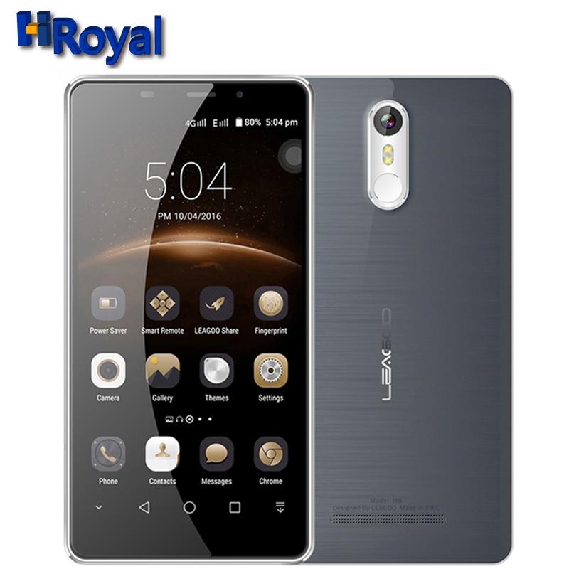 "bilder für Ursprüngliche Leagoo M8 3G WCDMA Handy Android 6.0 MT6580A 5,7 ""HD Quad Core 2 GB RAM 16 GB ROM 13.0MP 1280x720 Fingerabdruck"