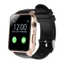 Neue NFC Pulsmesser Bluetooth Smart uhr GT88 Smartwatch Unterstützung SIM 1,3 Mt Kamera Karte Für IOS Android-System Smartphone