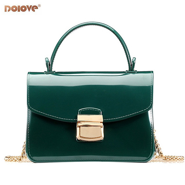 3be1f7dedc 2018 New Small Fragrance Candy Fruit Jelly Women Bag Mini Portable Handbags  Shoulder Messenger Bag