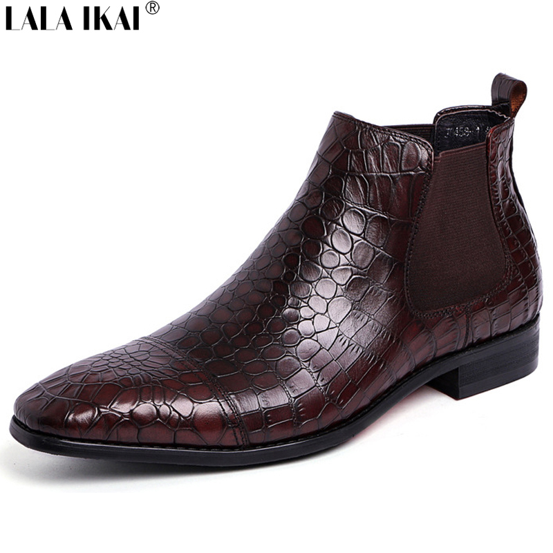 Online Get Cheap Mens Designer Dress Boots -Aliexpress.com ...