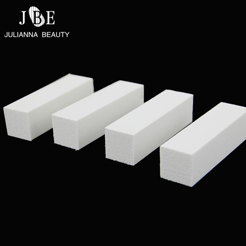 5Pcs Lot Hot White font b Forms b font For Buffing Sanding Files Polishing 4 Way
