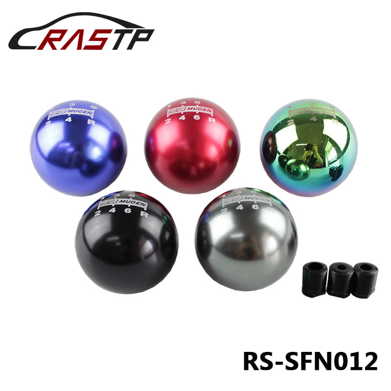 Acura Tl 6 Speed For Sale: RASTP Free Shipping Universal MUGEN Gear Shift Knob 6