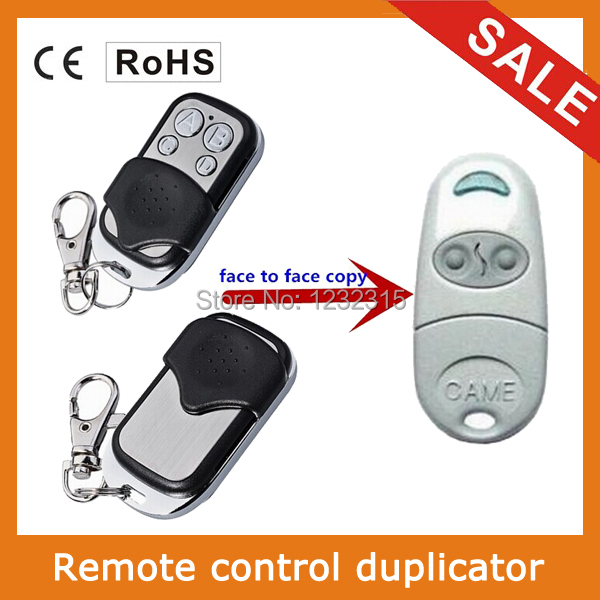 433 92MHZ copy CAME remote control TOP 432EV TOP 432NA with free shipping singapore post