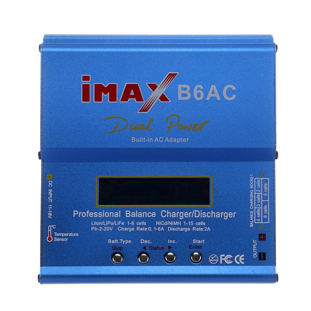 Skyrc Imax B6ac Charger 50w Lipo Battery Balance Rc