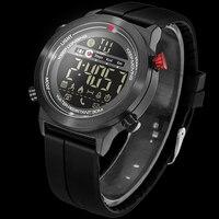 Fashion Smart Watch Waterproof 5ATM Passometer Message Reminder Ultra Long Standby Men Watch Outdoor Swimming Sport