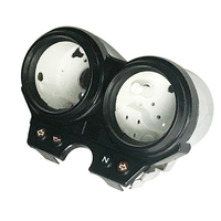 LOPOR Hight Quality Motorcycle Gauges Cover Case Housing Speedometer For HONDA CB600 Hornet 600