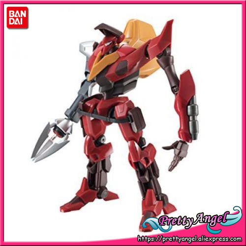 Genuine Bandai Tamashii Nations Robot Spirits No. 225 Code Geass Guren Type-02 (Kouichi Model Arm Equipped) Action Figure цены