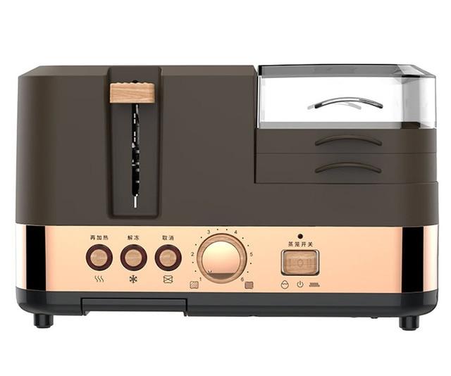 3 in 1 breakfast machine kitchen tools toast furnace automatic household multi-function breakfast toast toast machine 3