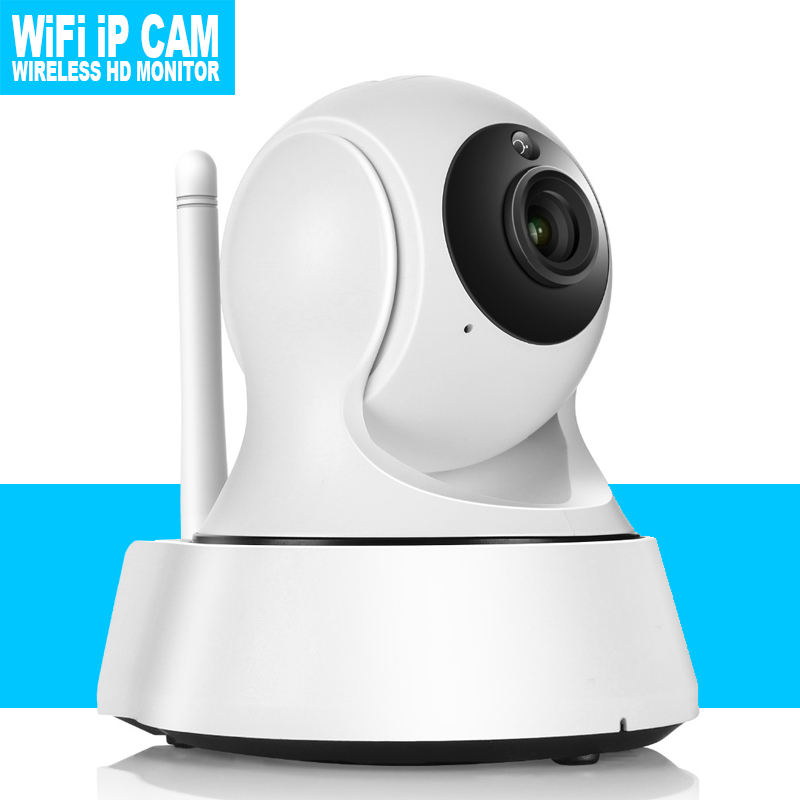 720P IP WIFI Camera Wireless Security CCTV PTZ IR 10M Night Vision Audio Recording Surveillance Network Baby Monitor