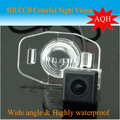 Бесплатная Доставка CCD Вид Сзади Автомобиля Парковка Реверсивный Резервное копирование Камеры 170 Градусов Для Toyota Corolla 2007-2013