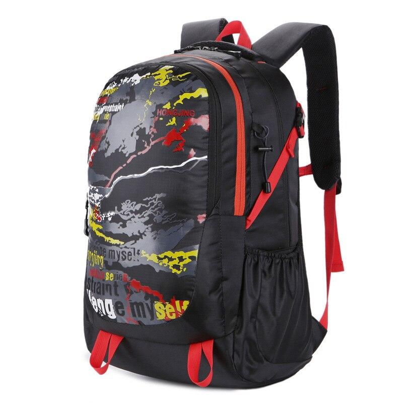 Women Travel Bags Female Large Capacity traveling Backpack Ladies Multifunctional Knapsack Package Waterproof Crossbody Bag in Travel Bags from Luggage Bags