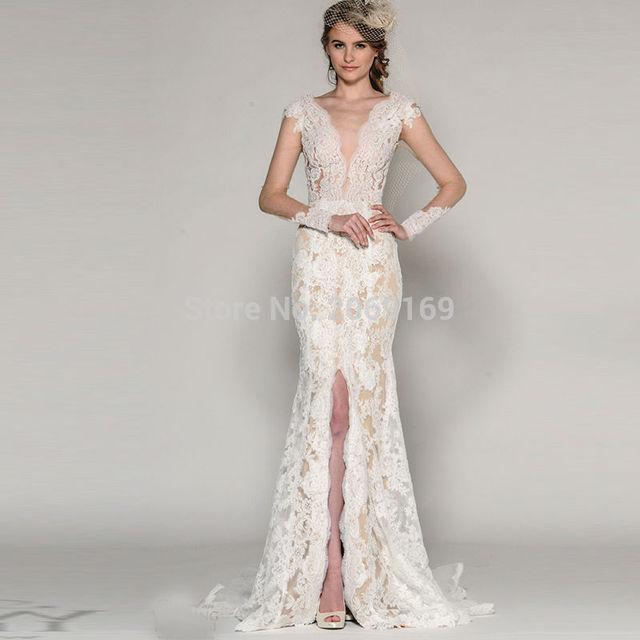 Sexy Country Western Wedding Dress