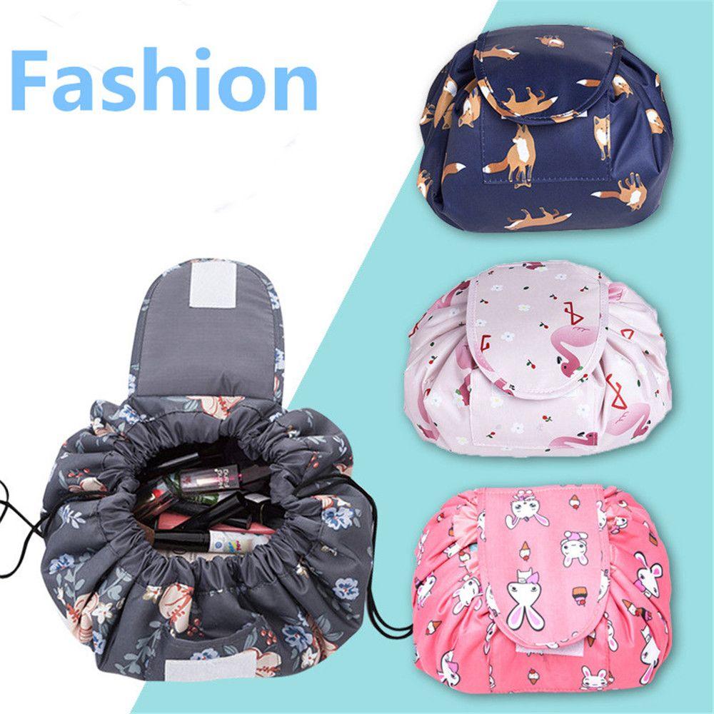 Aliexpress.com : Buy Women Drawstring Cosmetic Bag Fashion ...
