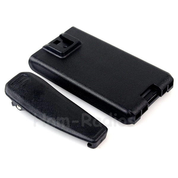 New Battery Case With Clip Holds 6xAA Alkaline Cell For ICOM BP-263 BP263 IC-V80 IC-F3103D F3001 F4001 IC-F4003 IC-F4101D  T70A
