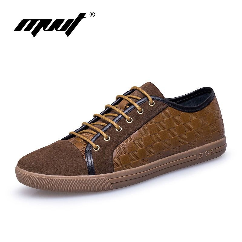 Top quality genuine leather Retro casual shoes men British style comfortable flat shoes Fashion Zapatillas hombre skins skins dnamic