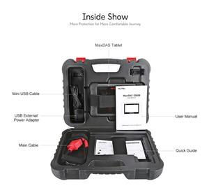 Image 5 - Autel MaxiDAS DS808 เครื่องมือวินิจฉัยWIFI OBD2 สแกนเนอร์เครื่องมือสแกนรถKey Coding Diagnostic OBDIIเครื่องสแกนเนอร์รถยนต์เครื่องมือPk DS708