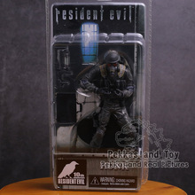 NECA Resident Evil Hunk 10th Anniversary PVC Action Figure Collectible Model Toy