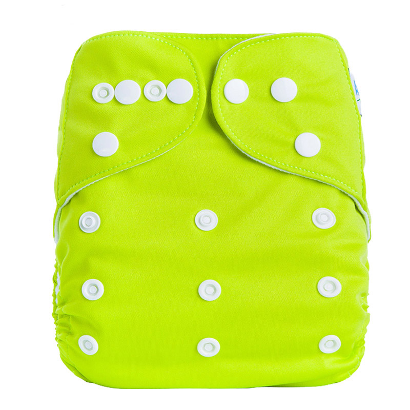15pcs/lots Baby Cloth Diaper Wholesale Kids Covers Washable Waterproof Baby Nappies Reusable for 1-3 Years Old 3-15KG Newborn cute baby protable nappy reusable washable wet dry cloth zipper waterproof diaper storage bag random colors