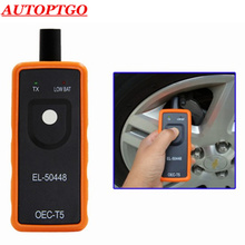 Car Suv EL-50448 Tpms Tire Pressure Monitor Relearn Reset Activation Tool For Chevrolet Buick Chevy GMC Opel Lincoln Mercury