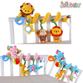 1pcs Jollybaby baby stroller multifunctional bed hanging toy newborn music bed animal bed toy bed bell