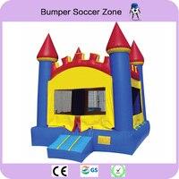 Spedizione Gratuita Per Bambini Castello Gonfiabile Salto Castello gonfiabile Castello Gonfiabile Bouncer Gonfiabile Spedizione Una Pompa