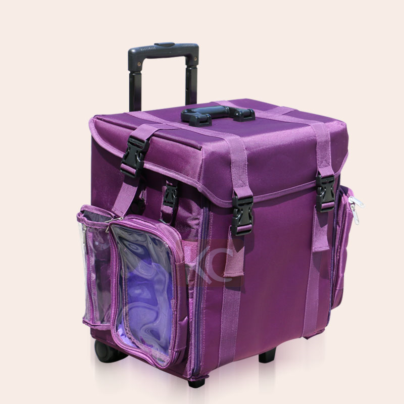 Travel Makeup Bag With Trademark Innovations Bring Up Huge E Fashion Purple Free Shipping To Oceanian In Cosmetic Bags Cases From Luggage On