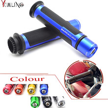 """Universal Motorcycle handlebar Grips&ends Suit for 7/8 inch""""22mm Handbar Yamaha TMAX 500 530 T-MAX500 T-MAX530 T MAX inch"""