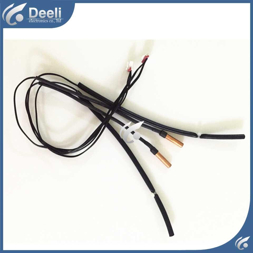 50pcs lot new for Kelon Air Conditioner Tube Sensor Ambient Sensor tube 15k air temperature sensor