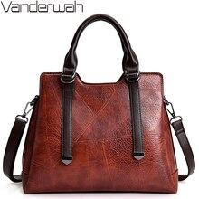 2019 New Large Capacity Women Shoulder Bag Messenger Handbag Famous Designer Brands High Quality Sac A Main