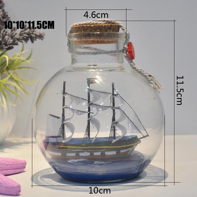 Տուն Դեկոր Միջերկրածովյան ոճով Mini Ship - Տնային դեկոր - Լուսանկար 2
