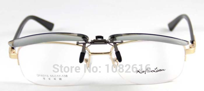 Driving Sunglasses Clip-on Lens 3