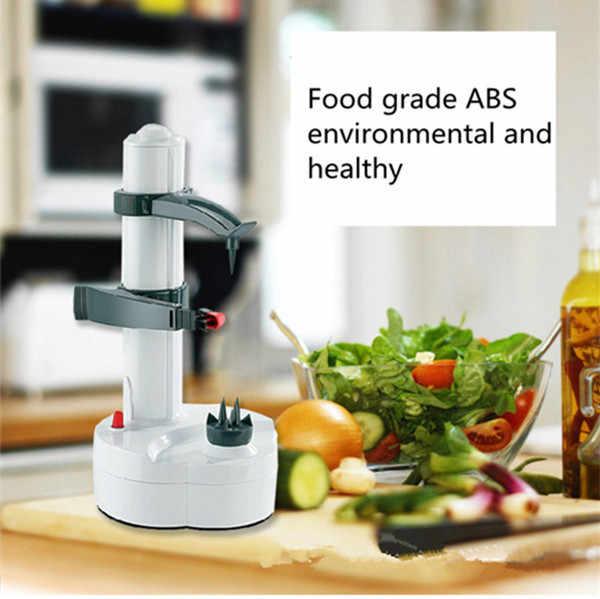 Электрический универсальный фрукты и овощи овощечистка картофеля инструменты для снятия кожуры кухня интимные аксессуары автоматический гаджеты машины гаджет