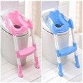 2016 nova boa qualidade Pisou-assisted Winnie ajudar as crianças do bebê assento do bebê toalete potty cadeira dobrável de plástico para crianças