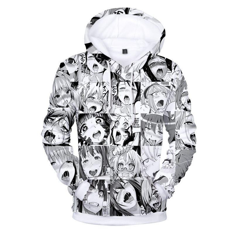 Best Anime Printed Sweatshirt Ideas And Get Free Shipping 0051bfn9