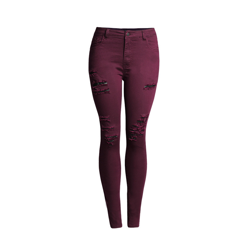 Awesome G127 Womens Jeans Denim Trousers Hipster Womens Jeans Hipsters Satin