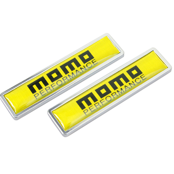 Auto Stickers Bumper Strip Emblem Accessories for Audi A3 A4 Abarth fiat 500 Daihatsu Terios Volkswagen Golf5 Mercedes Benz w124 image