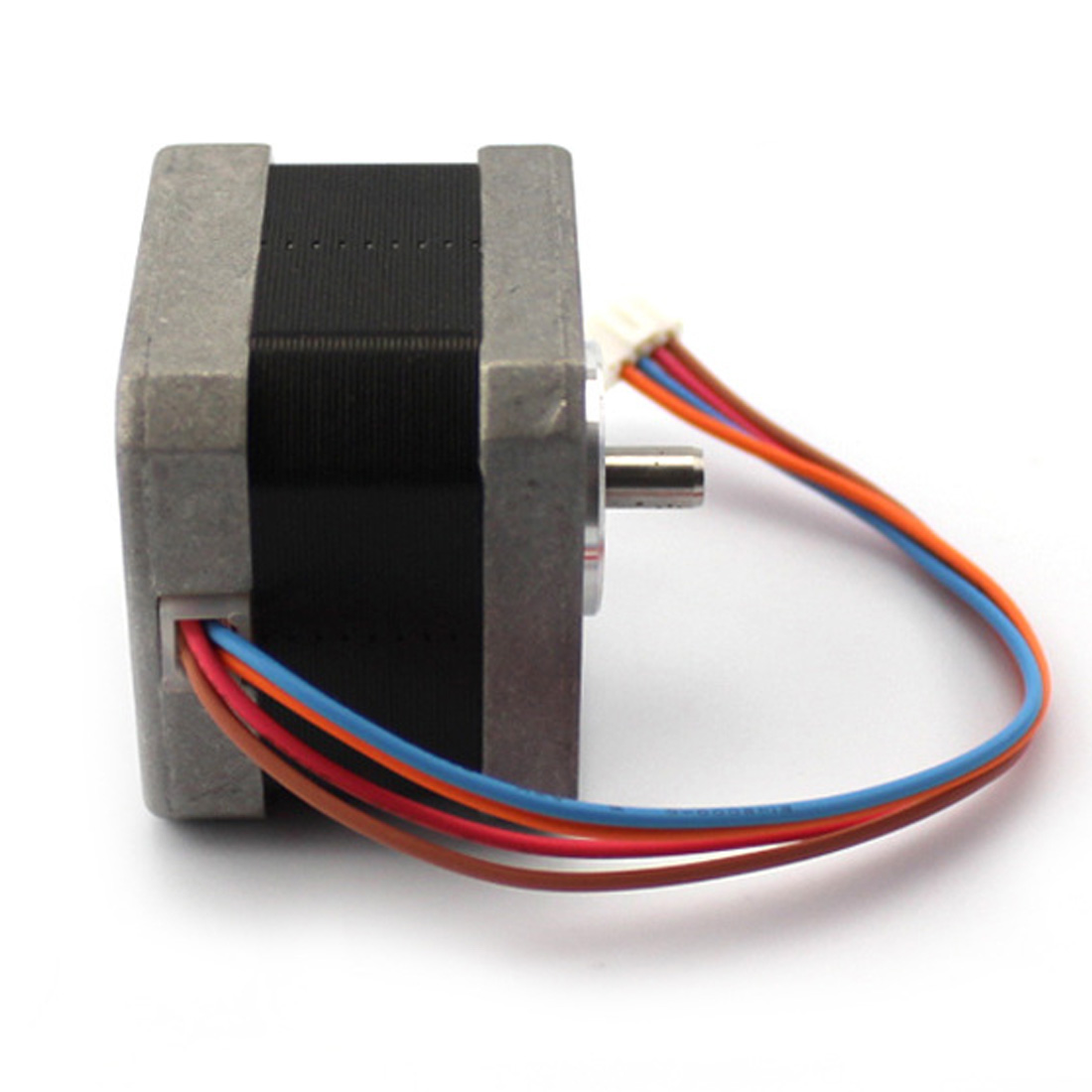 1PCS 4-lead Nema17 Stepper Motor 42 Motor Nema 17 Motor 1.5A 38mm (17HS4401) For 3D Printer Motor and CNC XYZ 5pcs 4 lead nema17 stepper motor 42 motor nema 17 motor 42bygh 38mm 1 5a 17hs4401 motor for cnc xyz 3d printer motor