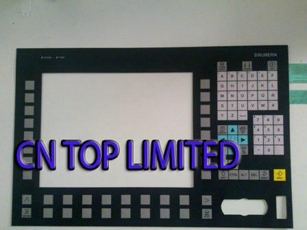 все цены на  6FC5203-0AF05-0AA0 OP015A Compatible Keypad Membrane for Siemens keypad replacement  онлайн