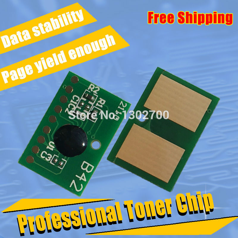 45807121 Toner Cartridge chip For OKI data B432 MB492 B512 MB562 okidata B432dn MB492dn MB562dnw B512dn powder refill reset 12K 2pcs 1279001 toner cartridge chip for oki data b710 b710n b710dn b720 b720d b720n b730n b730dn b730 printer powder refill reset