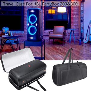 Image 4 - Newest Travel Carrying EVA Protective Speaker Pouch Box Cover Bag Case For JBL PartyBox 200/300 Bluetooth Party Boombox Speaker