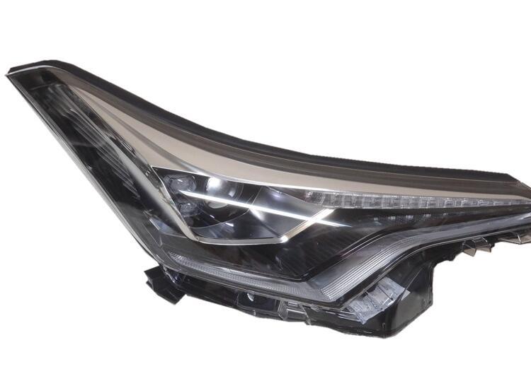 video 1pcs Bumper light for CHR HEAD lamp 2017 2018 2019 C HR HEADlamp led,car accessories,rush,CHR front light,car sticker,C HRlight spotlightlight smokinglight bulb t shirt -