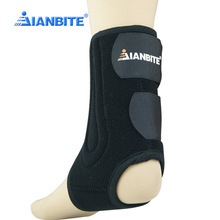 2018 Wheelchair Bandage Corrector De Postura 1 Pcs Sprain Ankle For Protection Basketball Football And Comfortable Air Spring