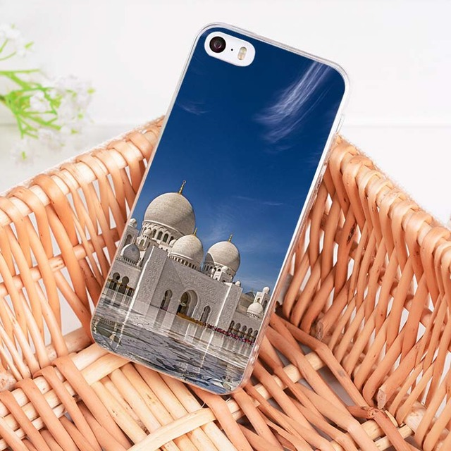 Mosque Design Islamic Iphone Back Cover EID2018